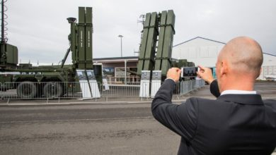 Photo of Lockheed braces for German blowback over the cost of missile-defense pitch