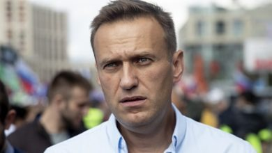 Photo of Russian opposition leader may have been poisoned, says the doctor