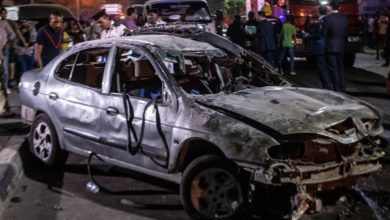 Photo of Egypt's Sissi calls deadly Cairo car blast a terror attack