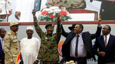 Photo of Euphoria grips Sudan as historic transition deal to civilian rule signed