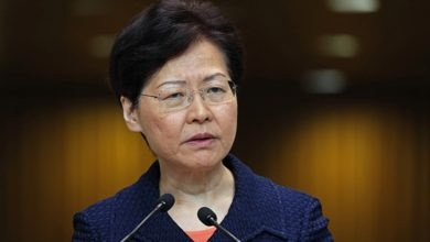 Photo of Hong Kong's leader vows to narrow rifts, but no specifics