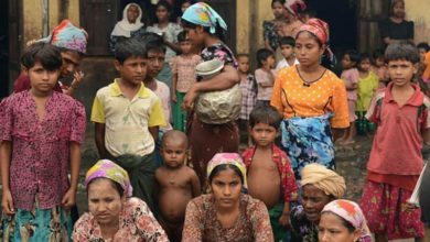 Photo of Rohingya Muslims in Bangladesh say they don't want to return home