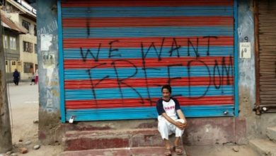 Photo of 'We won't give an inch': India faces defiance in 'Kashmir's Gaza'