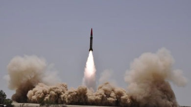 Photo of North Korea fires 'short-range ballistic missiles' into the sea: Seoul