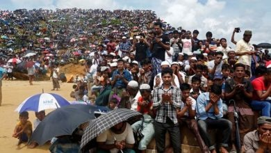 Photo of 200,000 Rohingya rally to mark 'Genocide Day' in Bangladesh camps
