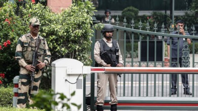 Photo of Lockdown in Indian Kashmir as thousands of more troops sent