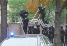 Photo of Two shot dead in Yom Kippur attack on German synagogue