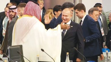 Photo of Putin says Russia has 'very friendly' relations with Saudi crown prince