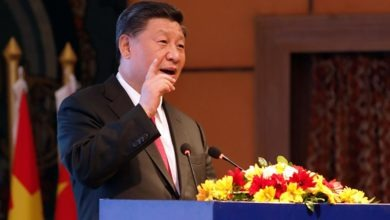 Photo of China's Xi warns attempts to divide China will end in 'shattered bones'