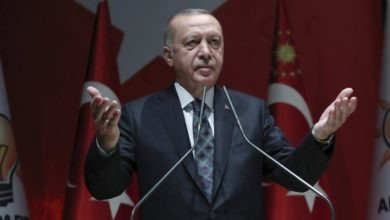 Photo of Erdogan accuses the West of 'standing by terrorists' in Syria