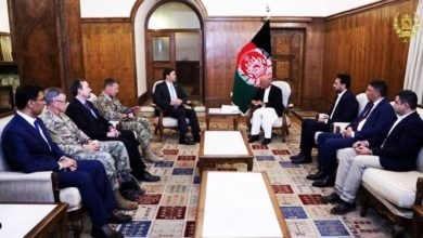 Photo of No Syria-type pullout planned for Afghanistan: Pentagon chief