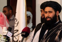 Photo of Too early for the resumption of talks with US: Taliban