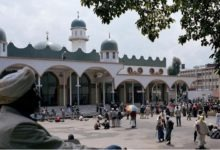 Photo of Ethiopian Muslims protest after several mosques burned