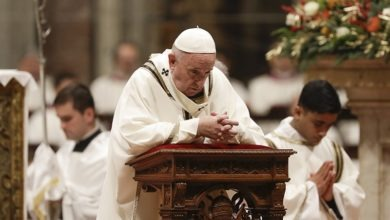 Photo of Pope Francis ushers in Christmas with a message of 'unconditional love'