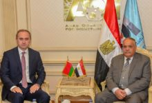 Photo of Belarus Ambassador seeks cooperation with AOI