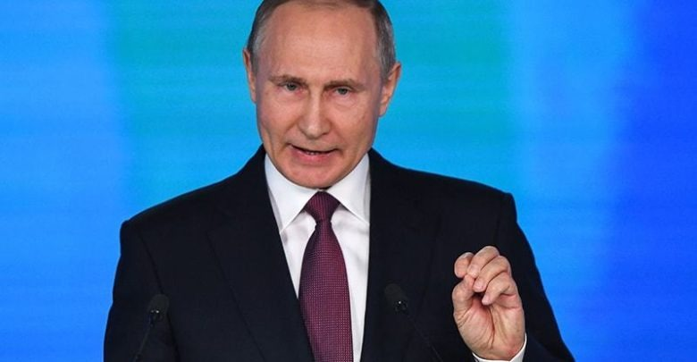 Photo of Putin condemns 'mayhem and rioting' at US anti-racism protests