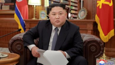 Photo of Kim Jong Un calls for measures to protect North Korea