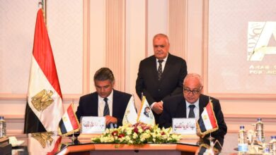 Photo of AOI signs Cooperation Protocol with Hassan Allam Holding