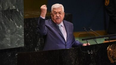 Photo of Palestine's Abbas asks UN for international Mideast conference next year as Arab support dwindles