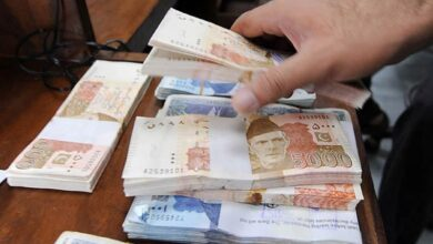 Photo of Private sector borrowing plunges 88pc