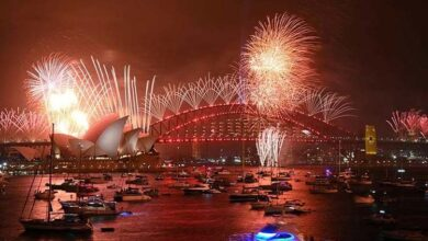 Photo of Stay safe and watch the famous New Year's Eve fireworks from home, Sydney tells people