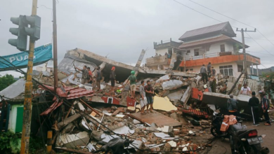 Photo of Indonesia earthquake kills at least 35, injures hundreds