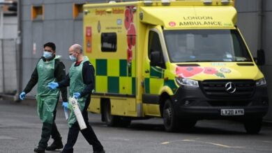 Photo of Britain set for tougher virus rules as cases surge