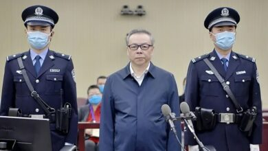 Photo of Ex-chief of China's firm sentenced to death in $260m corruption, bigamy case