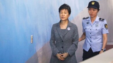 Photo of South Korea's top court upholds prison term for ex-president Park
