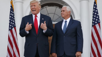 Photo of Trump pressures 'powerless' Pence to overturn will of voters in electoral count