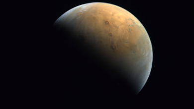 Photo of UAE's 'Hope' probe sends home first image of Mars