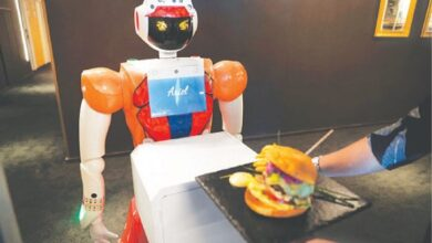 Photo of South African hotel turns to robot hospitality to beat pandemic