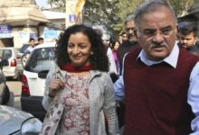 Photo of Indian journalist acquitted of defamation in #MeToo case involving ex-minister