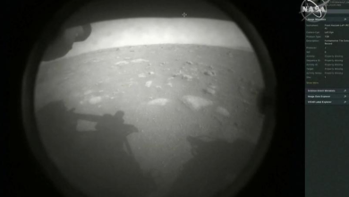 Photo of Nasa's astrobiology rover Perseverance makes historic Mars landing
