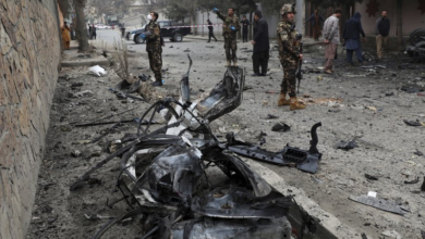 Photo of Three separate Kabul explosions kill 5, wound two: Afghan police