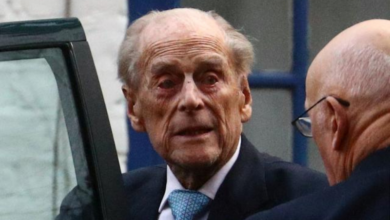 Photo of UK's Prince Philip spends seventh night in hospital
