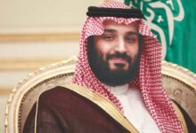 Photo of Saudi crown prince has surgery for appendicitis