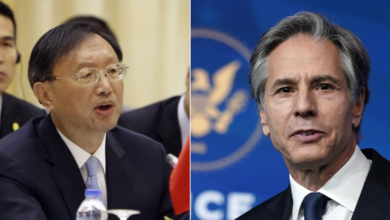 Photo of US, China top diplomats discuss key issues, show differences