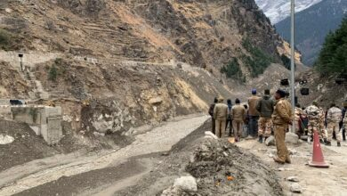 Photo of Desperate search for survivors begins after India's glacier disaster