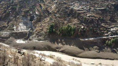 Photo of Himalayan glacier bursts in India, over 100 feared dead in floods