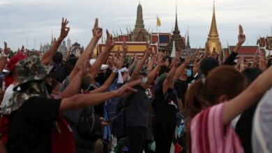 Photo of UN experts alarmed by Thailand's rise in royal insult cases