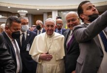 Photo of In historic visit to Iraq, pope urges people to give peace a chance