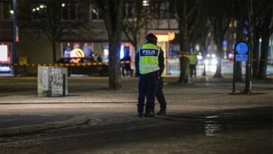 Photo of Afghan remanded in custody over Sweden stabbing