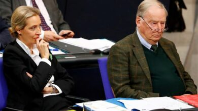 Photo of German court blocks spying on far-right party