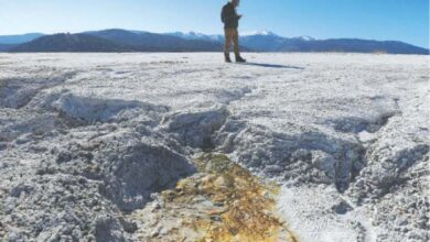 Photo of Mars on Earth: Turkish lake may hold clues to ancient life on planet