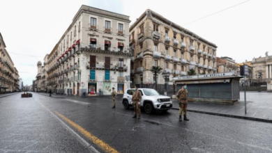 Photo of Italy tightens Covid restrictions amid 'new wave'
