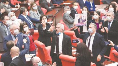 Photo of Turkish parliament expels opposition MP over social media posts