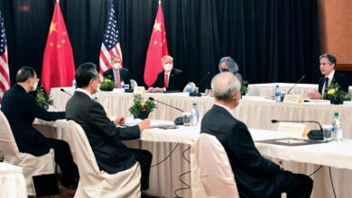 Photo of Top US, Chinese diplomats clash at start of first talks of Biden presidency