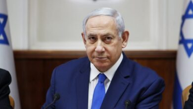 Photo of Netanyahu falls two seats short of majority