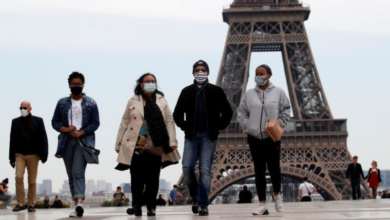 Photo of European countries tighten virus curbs, France 'critical'